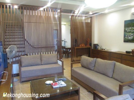 Stunning villa with 3 bedrooms and beautiful landscape view for rent in Gamuda Gardens, Hoang Mai, Hanoi 6