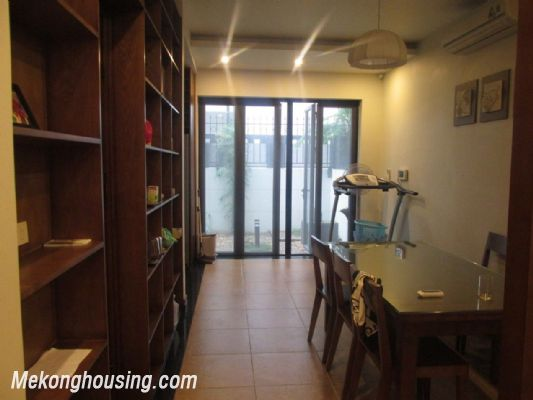 Stunning villa with 3 bedrooms and beautiful landscape view for rent in Gamuda Gardens, Hoang Mai, Hanoi 8