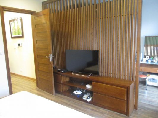 Stunning villa with 3 bedrooms and beautiful landscape view for rent in Gamuda Gardens, Hoang Mai, Hanoi 11