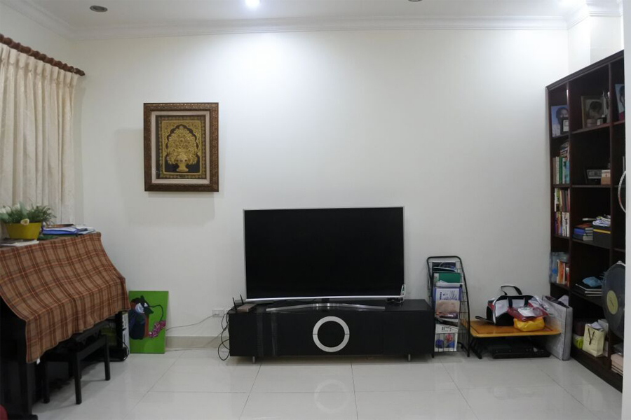 Stunning villa with 5 BRs for rent in D Block, Ciputra Hanoi, fully renovated 4
