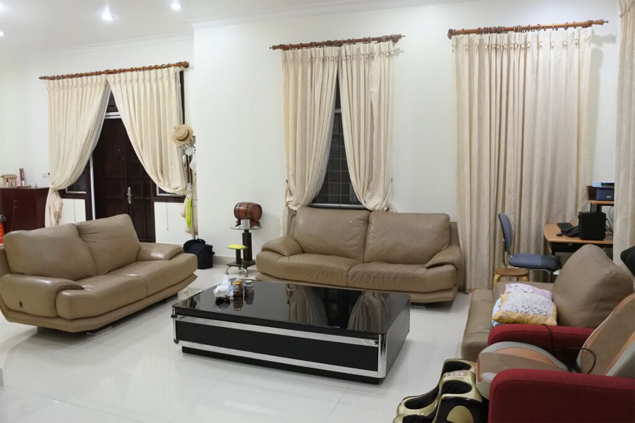 Stunning villa with 5 BRs for rent in D Block, Ciputra Hanoi, fully renovated 5