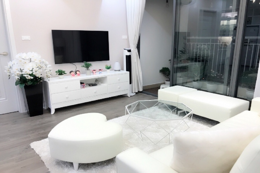 Sunshine Riverside apartment for rent, 63 sqm, 2 bedrooms, 2 bathrooms. 6