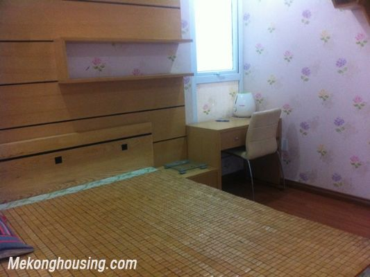 Three bedroom apartment for rent in Xuan Thuy street, Cau Giay district, Hanoi. 11