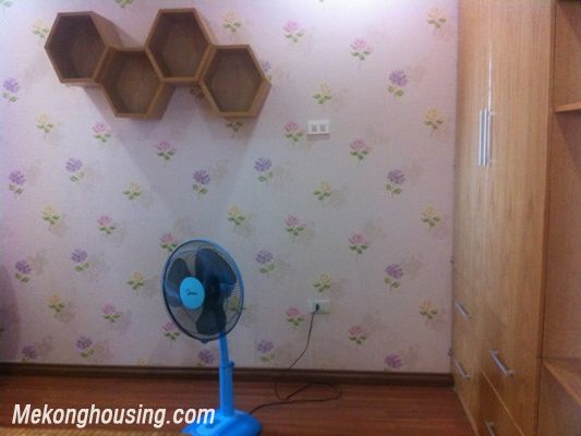 Three bedroom apartment for rent in Xuan Thuy street, Cau Giay district, Hanoi. 12