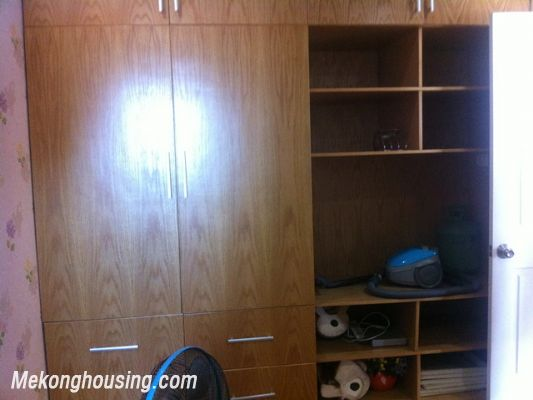 Three bedroom apartment for rent in Xuan Thuy street, Cau Giay district, Hanoi. 14
