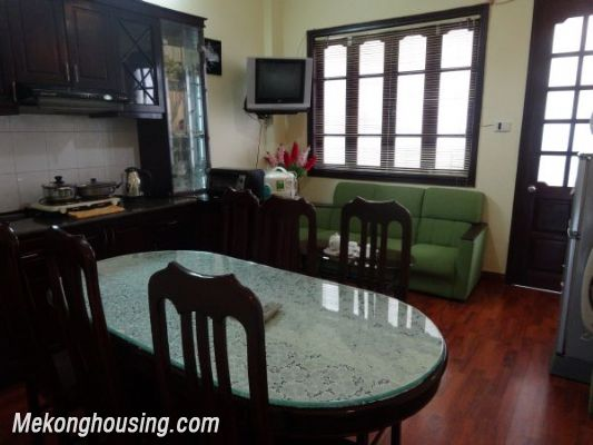 Two bedroom apartment for rent in Van Kiep , Hoan Kiem district, Hanoi 1