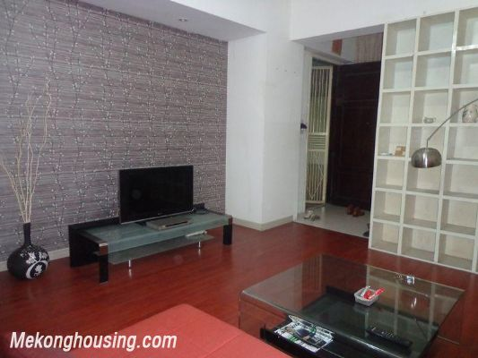 Two bedrooms apartment for rent in Doi Nhan street, Ba Dinh district, Hanoi 4