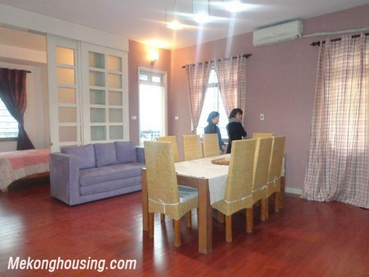 Two bedrooms apartment for rent in Doi Nhan street, Ba Dinh district, Hanoi 5