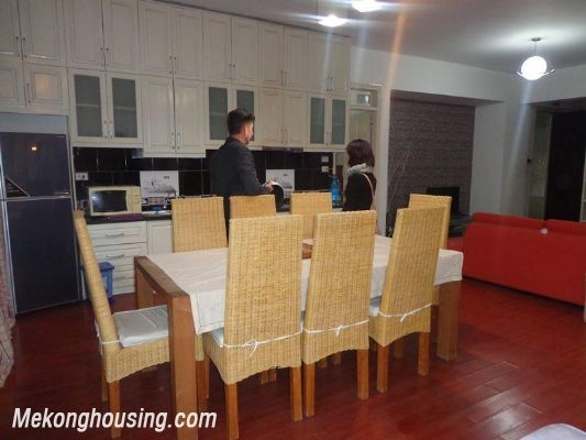 Two bedrooms apartment for rent in Doi Nhan street, Ba Dinh district, Hanoi 6