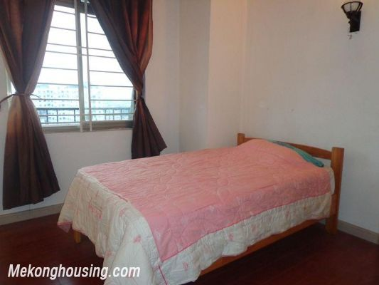 Two bedrooms apartment for rent in Doi Nhan street, Ba Dinh district, Hanoi 10