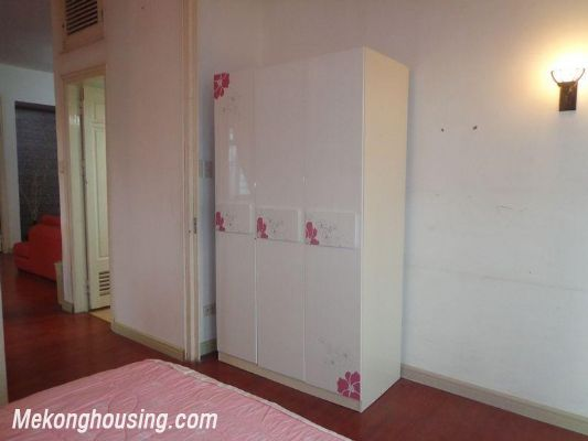 Two bedrooms apartment for rent in Doi Nhan street, Ba Dinh district, Hanoi 12