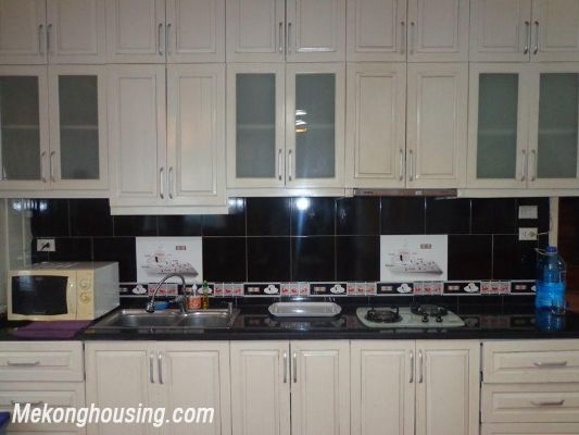 Two bedrooms apartment for rent in Doi Nhan street, Ba Dinh district, Hanoi 13