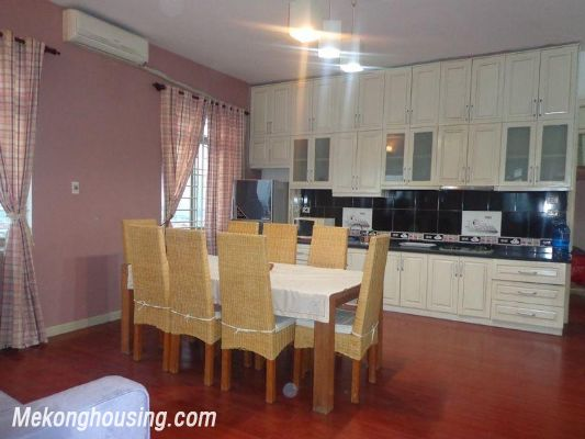 Two bedrooms apartment for rent in Doi Nhan street, Ba Dinh district, Hanoi 7