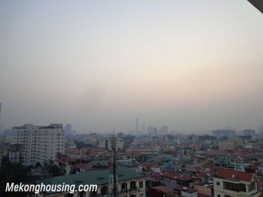 Two bedrooms apartment for rent in Doi Nhan street, Ba Dinh district, Hanoi 16
