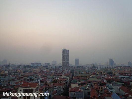 Two bedrooms apartment for rent in Doi Nhan street, Ba Dinh district, Hanoi 17