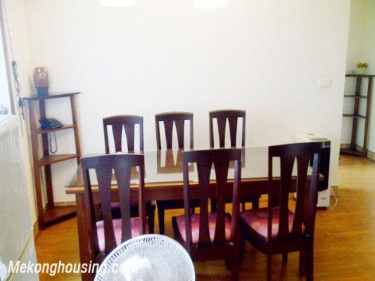 Two bedrooms apartment for rent in Hoang Hoa Tham street, Ba Dinh district, Hanoi 5