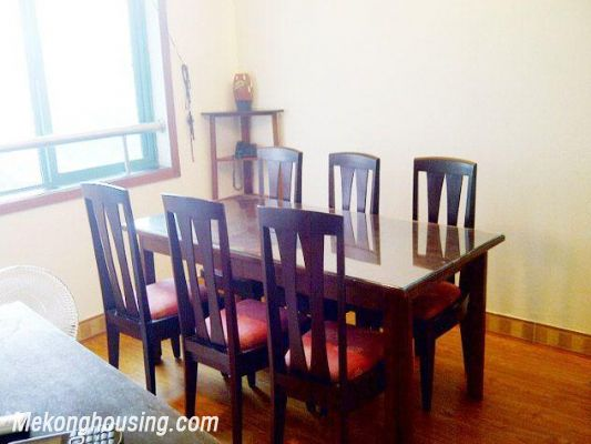 Two bedrooms apartment for rent in Hoang Hoa Tham street, Ba Dinh district, Hanoi 6