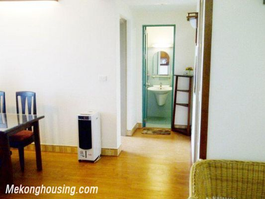 Two bedrooms apartment for rent in Hoang Hoa Tham street, Ba Dinh district, Hanoi 7