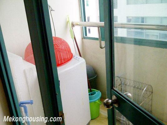 Two bedrooms apartment for rent in Hoang Hoa Tham street, Ba Dinh district, Hanoi 13