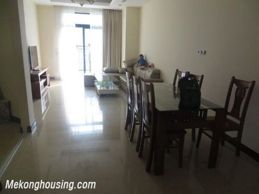 Two bedrooms apartment for rent in Royal City, Nguyen Trai, Thanh Xuan, Hanoi 1