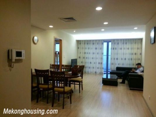 Two bedrooms apartment for rent in Sky City 88 Lang Ha, Dong Da, Hanoi 1
