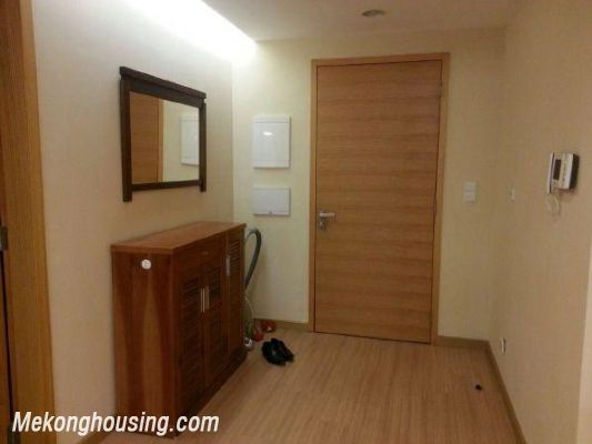 Two bedrooms apartment for rent in Sky City 88 Lang Ha, Dong Da, Hanoi 2
