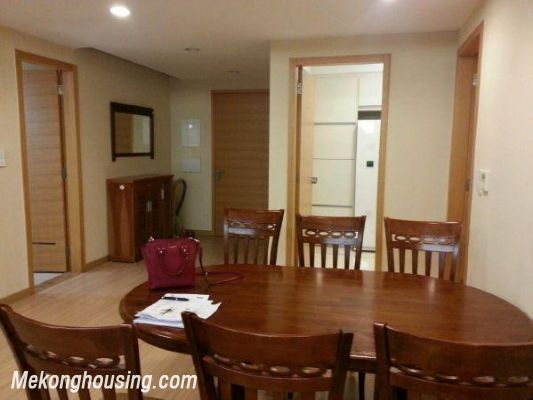 Two bedrooms apartment for rent in Sky City 88 Lang Ha, Dong Da, Hanoi 3