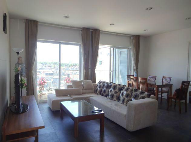 2 bedroom apartment with lakeview for rent in Tower E, Golden Westlake, Tay Ho, Hanoi