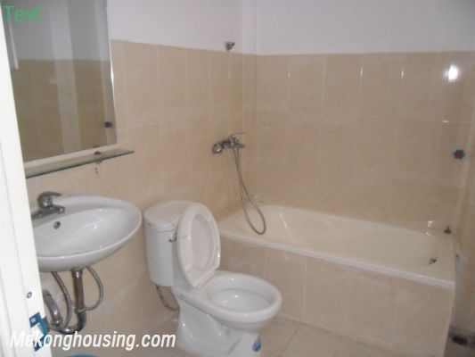 Two bedrooms apartment with large balcony for rent in Van Mieu, Dong Da, Hanoi 10