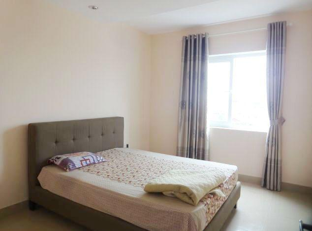 Two bedrooms serviced apartment for rent in Au Co street, Tay Ho district, Hanoi