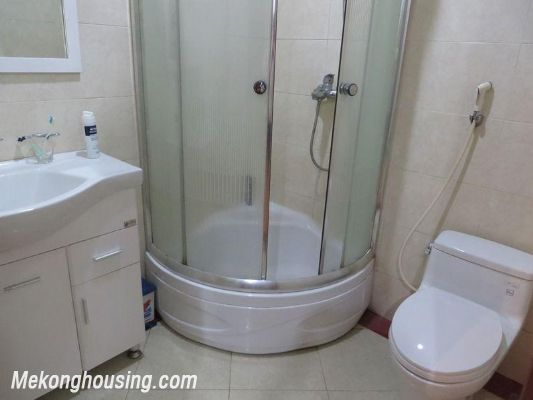 Two bedrooms serviced apartment for rent in Thai Ha street, Dong Da district, Hanoi 8