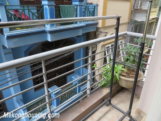 Two bedrooms serviced apartment for rent in Thai Ha street, Dong Da district, Hanoi 9