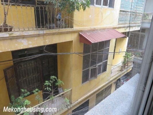 Two bedrooms serviced apartment for rent in Thai Ha street, Dong Da district, Hanoi 11