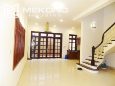Unfurnished house with 4 bedrooms for rent in C2 block, Ciputra Hanoi