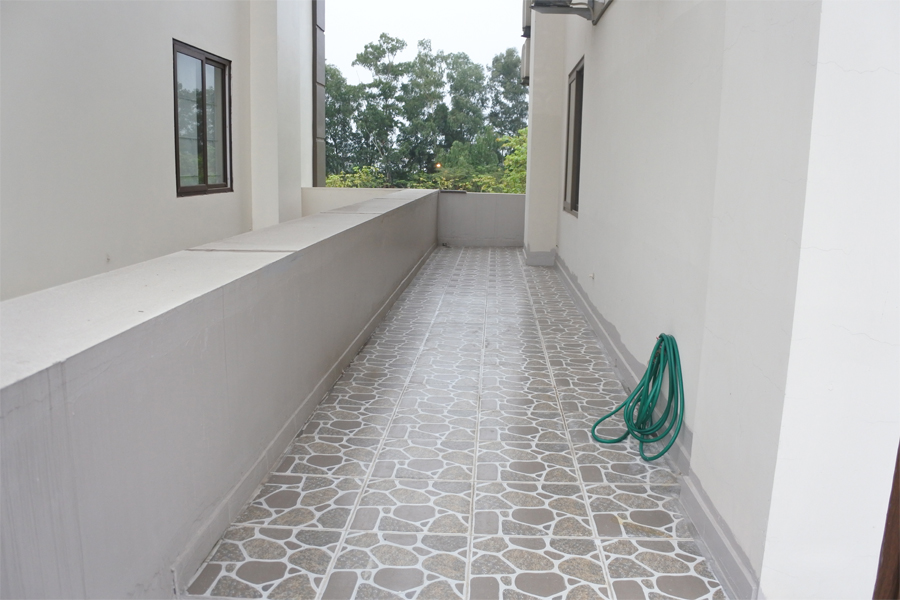 Unfurnished villa for rent with 5 bedrooms for rent in Q block, Ciputra Hanoi 11