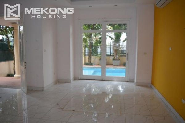 Unique villa with swimming pool in Nghi Tam 7