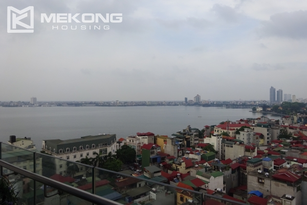 Very beautiful lake view apartment with 3 bedrooms in Golden Westlake 7