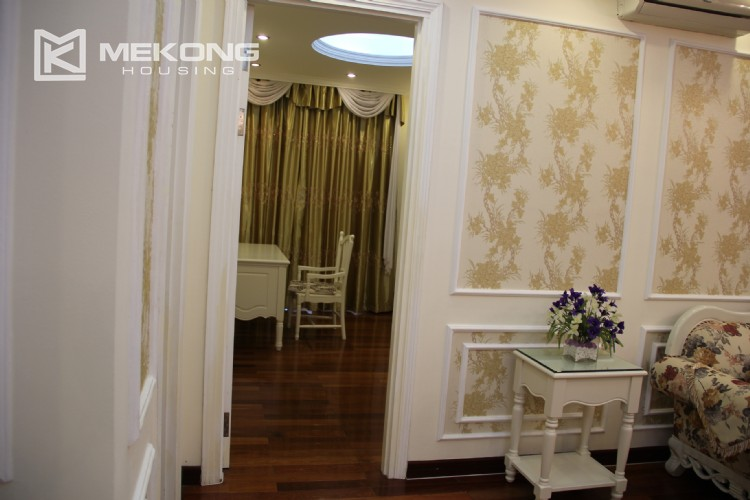 Very nice and spacious apartment for rent in E tower Ciputra 5