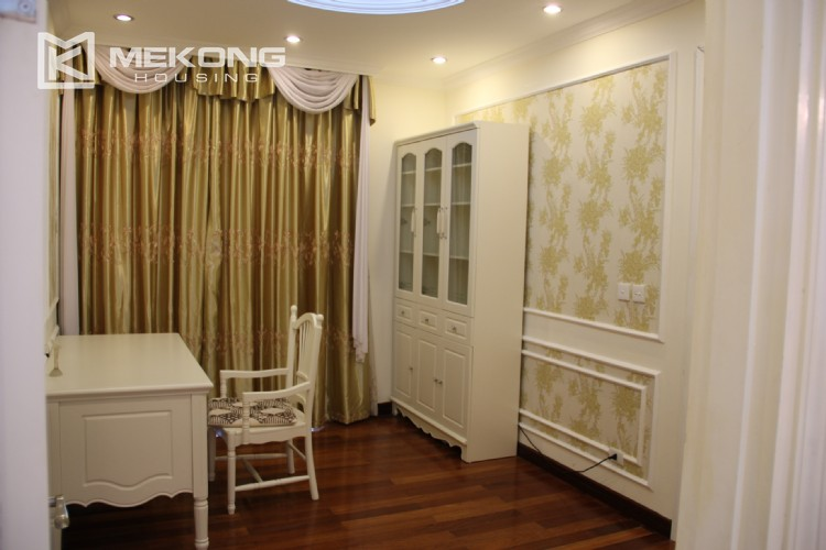 Very nice and spacious apartment for rent in E tower Ciputra 6
