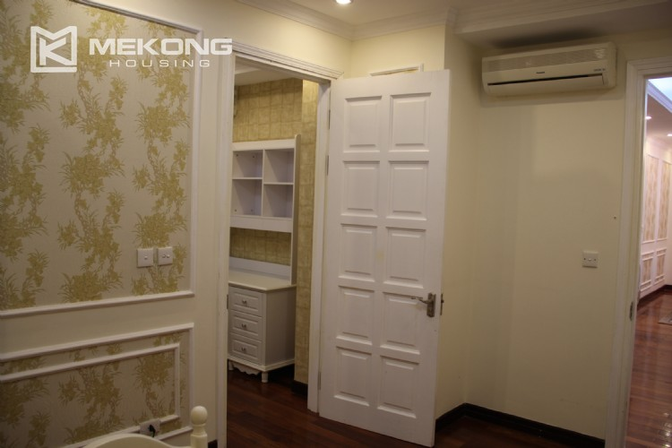 Very nice and spacious apartment for rent in E tower Ciputra 7