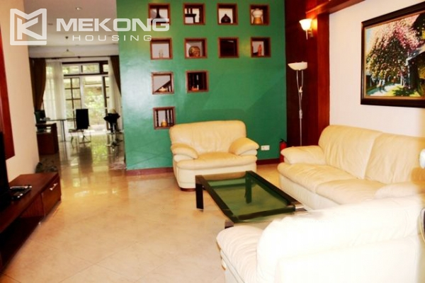 Well decorated villa with 5 bedrooms for rent in C block, Ciputra Hanoi 3