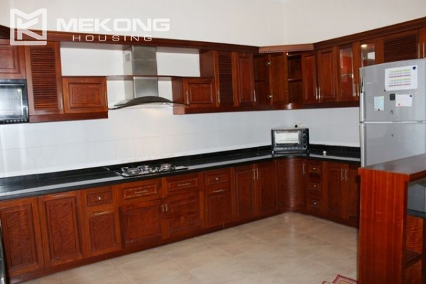 Well decorated villa with 5 bedrooms for rent in C block, Ciputra Hanoi 5