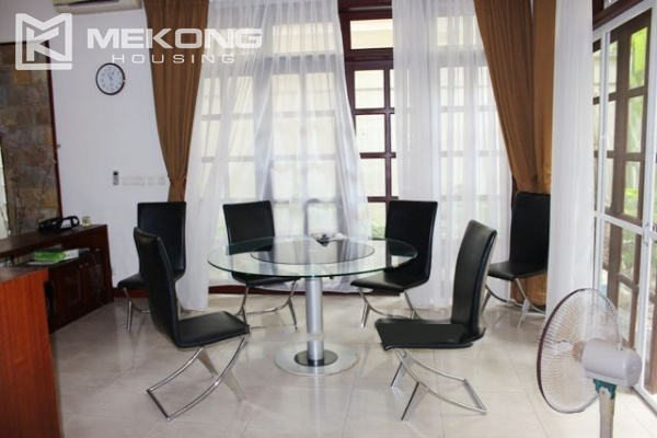 Well decorated villa with 5 bedrooms for rent in C block, Ciputra Hanoi 6