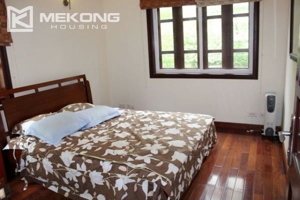 Well decorated villa with 5 bedrooms for rent in C block, Ciputra Hanoi 10