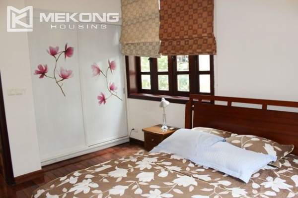 Well decorated villa with 5 bedrooms for rent in C block, Ciputra Hanoi 11