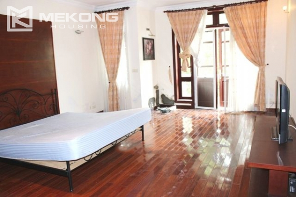Well decorated villa with 5 bedrooms for rent in C block, Ciputra Hanoi 7
