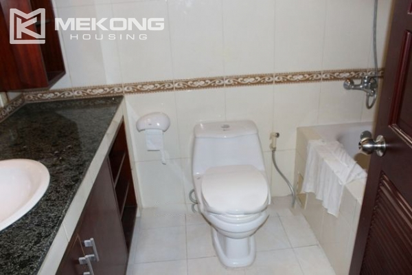Well decorated villa with 5 bedrooms for rent in C block, Ciputra Hanoi 13
