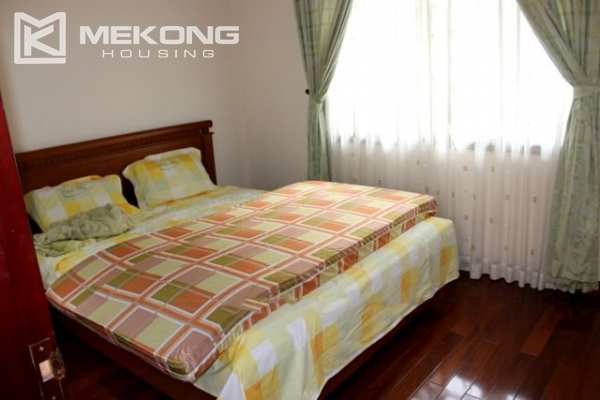 Well decorated villa with 5 bedrooms for rent in C block, Ciputra Hanoi 14