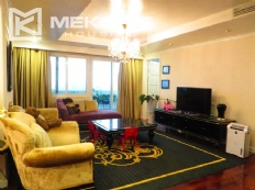 Well designed apartment with 3 bedrooms on high floor in E1 tower, Ciputra Hanoi