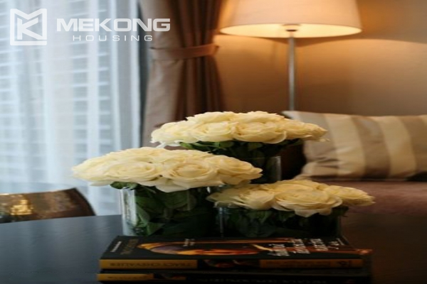 Well designed and furnished 2 bedroom apartment for rent in Indochina Plaza Hanoi (IPH) 11